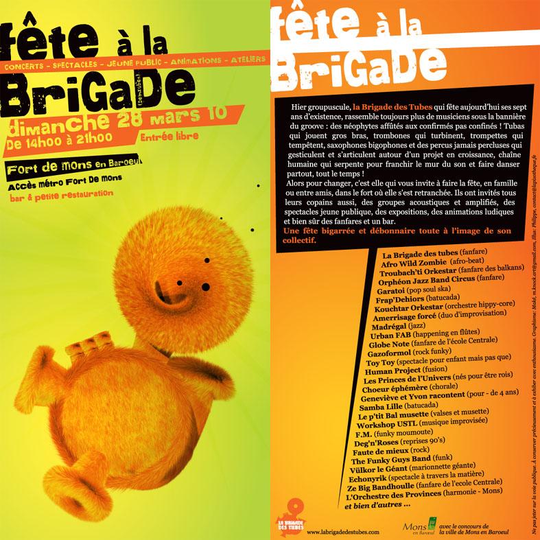 Fête à la Brigade 2010