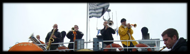 La Brigade sur le pont en 2008