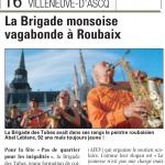 Mai 2011 - La Voix du Nord