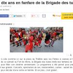 Mai 2013 - La Voix du Nord