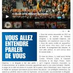 Février 2014  - Tarace Boulba